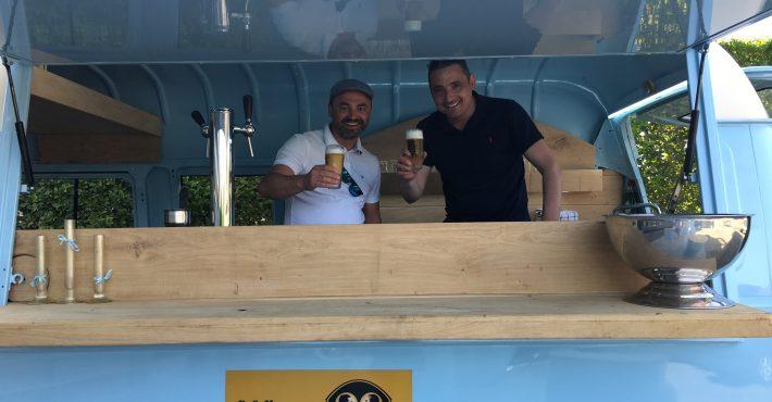 mobiele bar west-vlaanderen waregem op uw feestje party